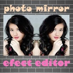 Photo Mirror Efect Editor