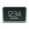 Digital clock Xperia™ NXT