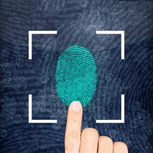 Finger Print Screen Lock finger lock screen
