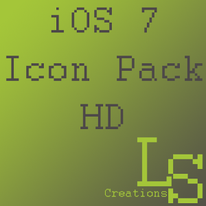 iOS 7 Icon Pack HD