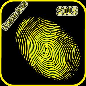 Finger Scan Lock Screen