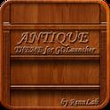 Antique Theme - GOLauncherEX golauncherex music theme