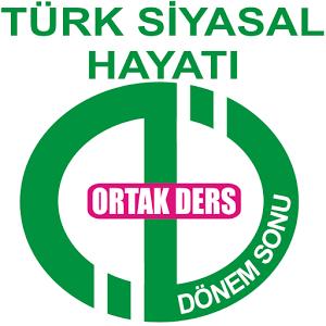 AÖF DÖNEMSONU TÜRK SİYASAL H