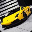 Real Lamborghini Racing Car