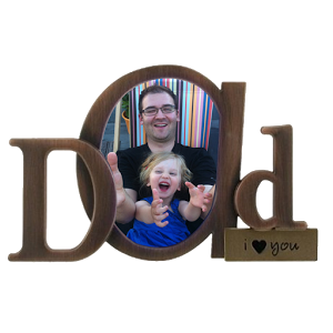 Happy Father`s Day Photo Frame happy photo