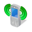 Voice Phone emoji phone voice