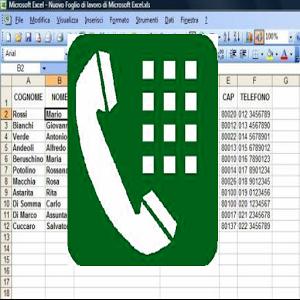 Import contacts XLS CSV TXT import