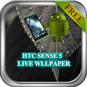 HTC Sense 5 Live Wallpaper