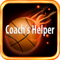 Basketball Coach`s Helper