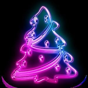 Christmas Doodle - Glow Draw