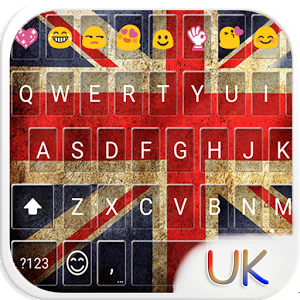 UK Keyboard Emoji Keyboard