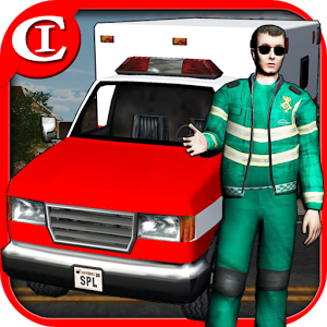 Crazy Ambulance King 3D