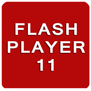 Install flash player for video