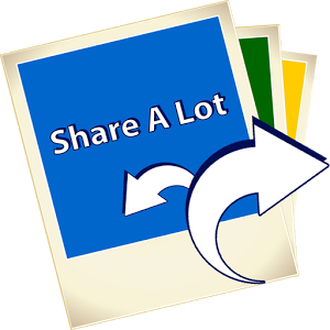 Share A Lot -Share Photos(Pro) greeting images share