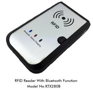 Bonrix Bluetooth NFC/RFID Demo