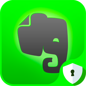 Lock for evernote(free)