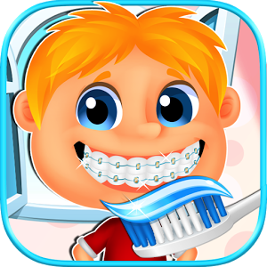 Brush my Teeth - Happy Dentist