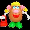 Potato Pal - Mrs Potato Demo flew potato racing