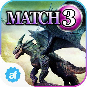 Match 3 - Dragon Reign