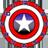 Captain America Alarm Clocks