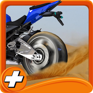 3D Motorcycle Trial Racing HD