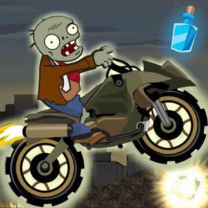 Crazy Zombie Rider