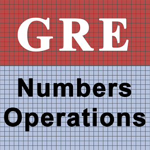 GRE Numbers & Operation calls operation sms