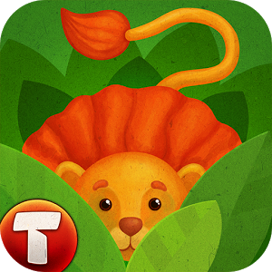 Trail the tail - kids app