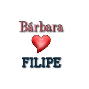 Barbara e Filipe barbara eden fake