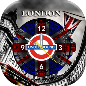 London Clock Live Wallpaper