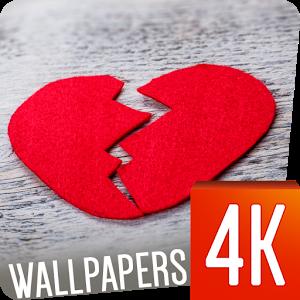 Broken Hearts Wallpapers 4K