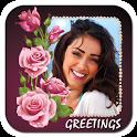 Insta Greeting Card