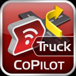 CoPilot Truck UK + IRE