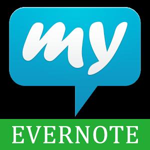 mysms SMS Sync to Evernote