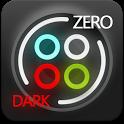Dark Zero GO Launcher Theme
