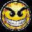 Smiley Face Clock (Widget)