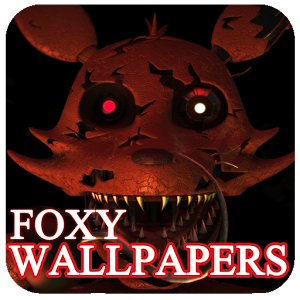 Foxy FNAF Wallpapers
