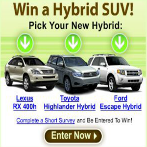 Win a Hybrid SUV Take the Cash hybrid broiler project report