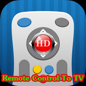 Remote Control To TV sanyo remote control