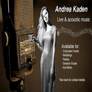 Andrea Kaden kaden music survival