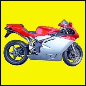 Name That Motorcycle Key