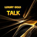 KakaoTalk Theme-Luxury GOLD