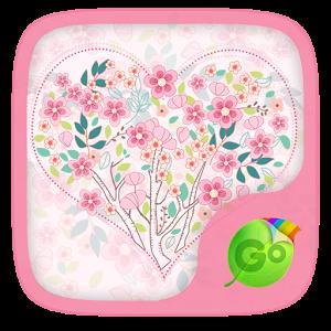 Honey Valentine Keyboard Theme