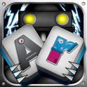 Alphabet Robots Mahjong HD