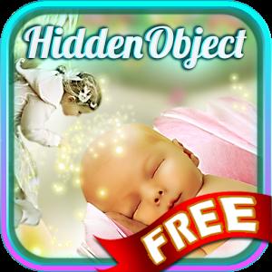 Hidden Object - Baby Dreamland