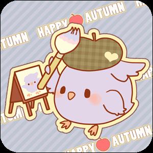 Tweecha Theme:Happy Autumn