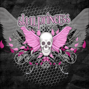 Skull Princess GO LOCKER THEME