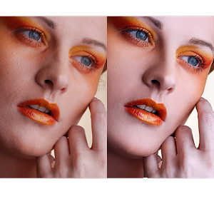 Before and After Photoshop 2