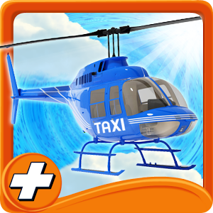 Free Taxi Helicopter Passenger
