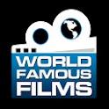 World Famous Films famous theme world